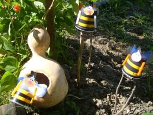 Пчелка для украшения