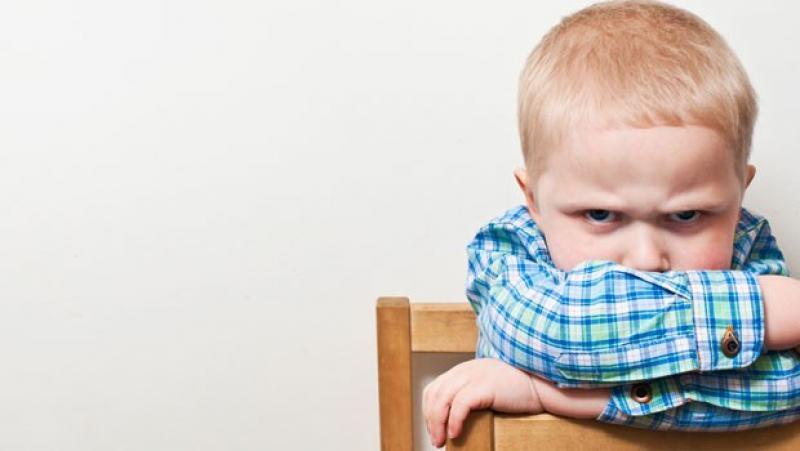 Если ребенок очень обидчивый