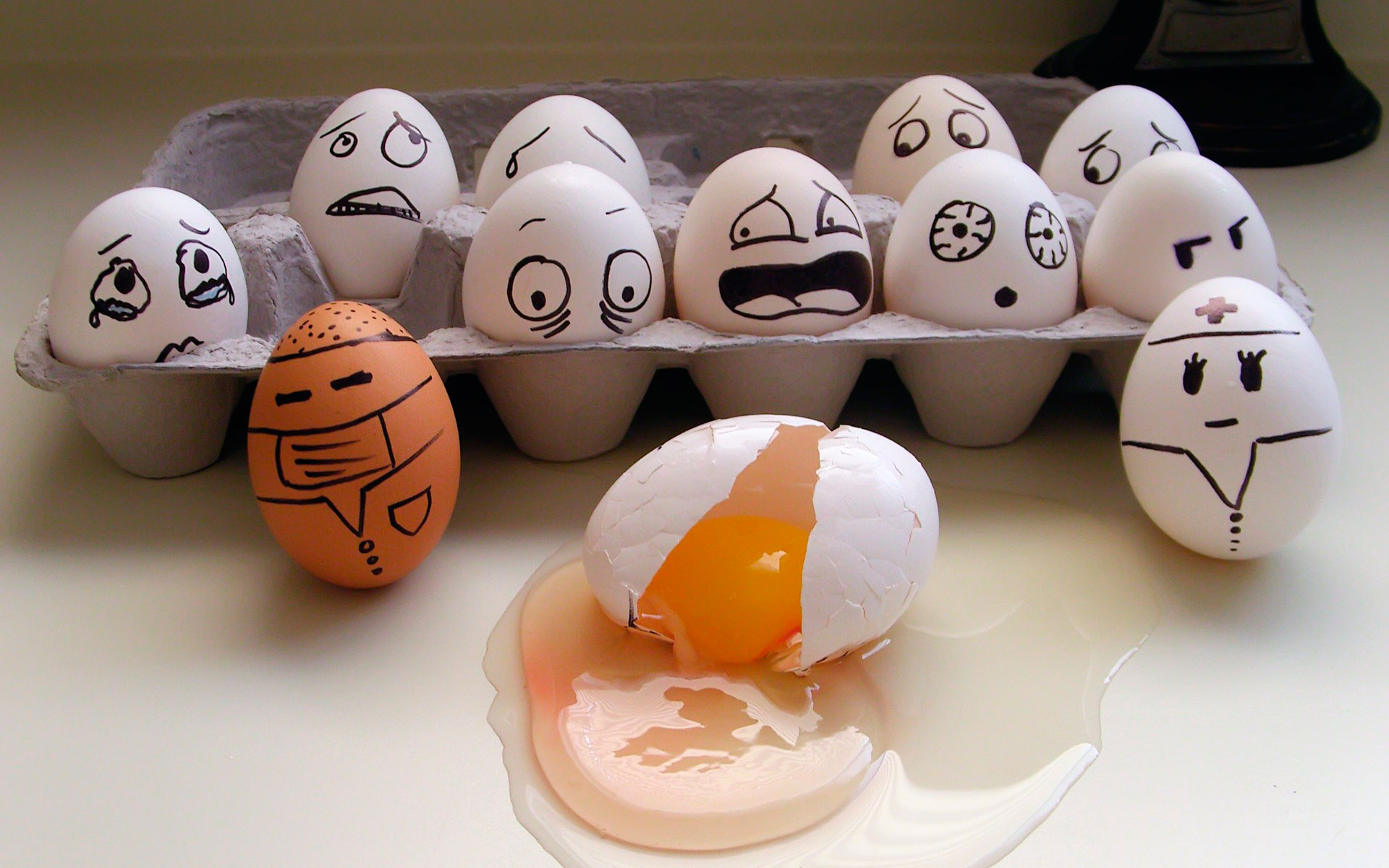 "Тест ""Яйцо"""