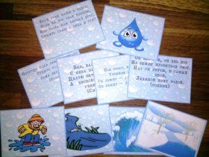 Лэпбук, вода, круговорот, детям, игры, купить, скачать, распечатать, шаблон
