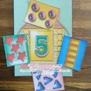 Лэпбук, цифры, 1,2,3,4,5, купить, скачать, шаблоны, кармашки, своими руками, математика, игры, загадки