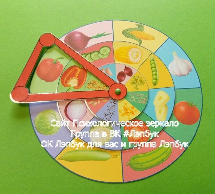 Лэпбук, овощи, загадки, стихи, виды, купить, скачать, шаблоны, кармашки