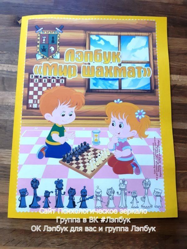 Лэпбук, шахматы, правила, фигуры, мат, шах, пат, загадки, сказки