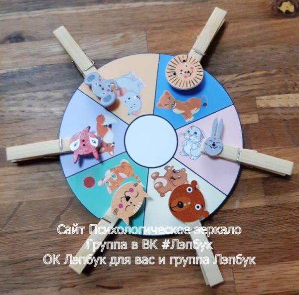 Игра, пуговицы, прищепки, детеныш, где чей, распределение, домашние, дикие, животные